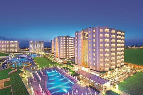 Antalya – 8 dagen 4* All-inclusive met vluchten