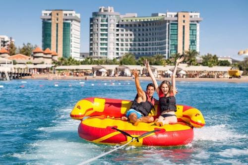 Lastminute all-in 5* zonvakantie naar Antalya in de paasvakantie