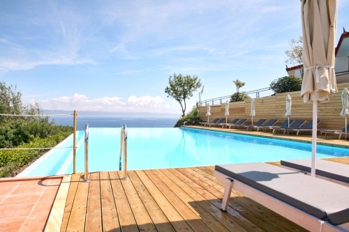 Week ALL-INCLUSIVE naar het Griekse eiland LESBOS in prima 4* hotel