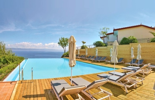 Wow! Fantastische zonvakantie in 4* hotel naar MITILINI (Lesbos). All-inclusive en vluchten