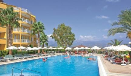 Zalig! ☀ Zonvakantie in top clubhotel in ALANYA, Ultra-All-In. incl. vluchten