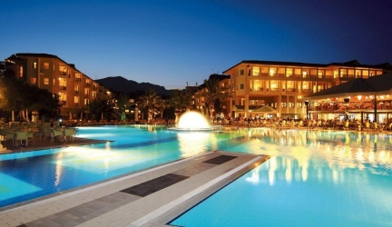 5* Vakantie in Antalya