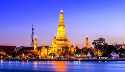 WoW! Ontdek BANGKOK in 4*hotel met DELUXE kamer. Incl. vluchten