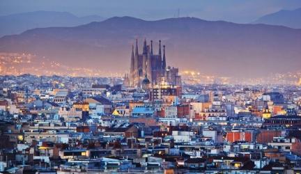 Hotels in Barcelona vanaf 32,-
