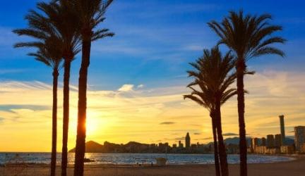 Benidorm: 1 week heerlijke zonvakantie in 4* hotel – volpension