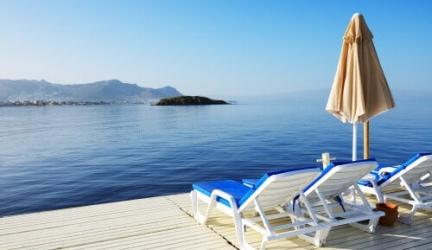Bodrum: 5-sterren all-inclusive resort met vluchten