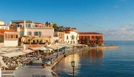 Gezellig zomeren in Kreta-Chania