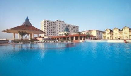 💎 Luxueuze 5* wellness zonvakantie op Cyprus. All-Inclusive incl. Vluchten