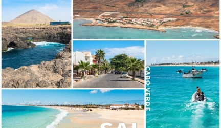 Luxe 5* vakantie Kaapverdië