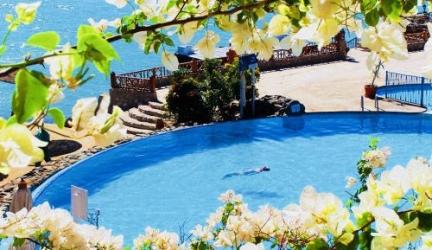 8 dagen zon in het prachtige El-Gouna, 4*-hotel, all-inclusive en incl. vluchten