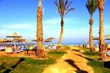 Hurghada in DELUXE kamers, all-inclusive, privéstrand en vluchten!