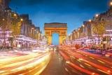 2 nachten Hotel Elysées Bassano, half pension in Parijs