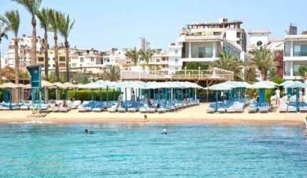 SUPER last minute, all-inclusive naar 🌞 Hurghada, 4* hotel direct aan het strand. Incl. vluchten