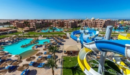 Winterzonvakantie Hurghada in top 4* resort. All-inclusive + vluchten
