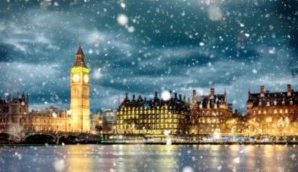 LONDON calling! Geniet van de kerstsfeer in deze MAGISCHE stad