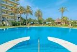 Heerlijk uitrusten in mooi hotel direct aan het strand van MALAGA. incl. Halfpension en vluchten