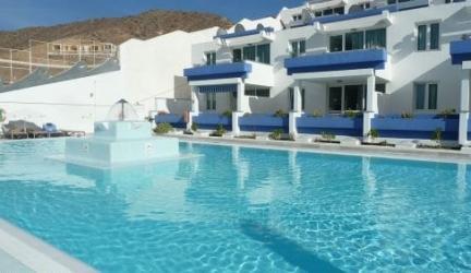 8 dagen relaxen op Gran Canaria in leuk appartement met zwembad. Incl. vluchten