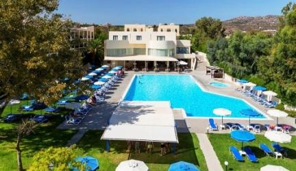Top zonvakantie in 4-sterren resort naar RHODOS. All-inclusive incl. vluchten