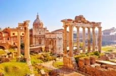 Citytrip naar het prachtige ROME. incl ontbijt en vluchten