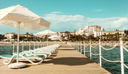 In alle luxe all-in genieten in Side/Turkije. 5*-hotel incl. vluchten