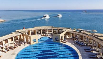 Heerlijke all-in zonvakantie naar het mooi El-Gouna in top 4*-resort
