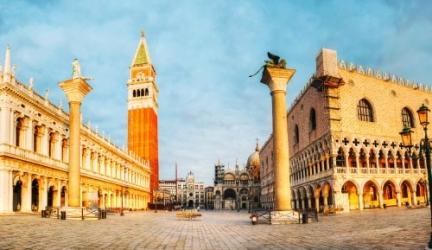 3 dagen naar de Venetië, de parel van Italië. Incl. overnachting, ontbijt & vluchten