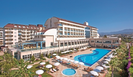 Turkije 5* Half pension + Wellness