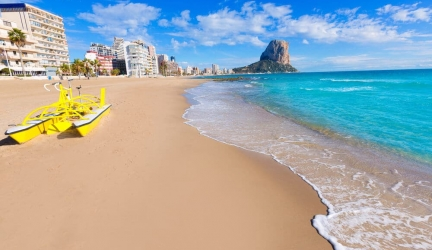8 dagen Costa Blanca