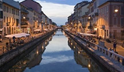 2d shoppen in Milaan