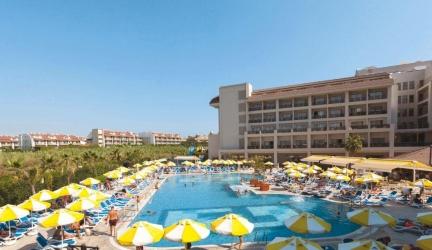 5* ALL-IN chillen in Antalya – Side