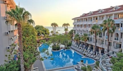 Luxueus naar reizen naar Antalya in een 5*-hotel incl. All-in formule en vluchten!