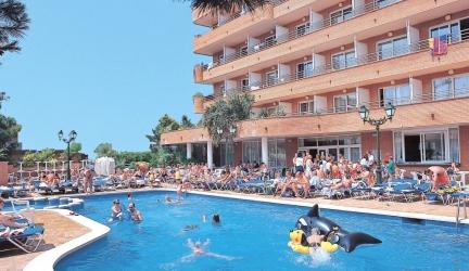 Goedkope zonvakantie Spanje in de zomervakantie. Halfpension + vluchten