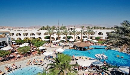 8 dagen Sharm El Sheikh – ALL IN